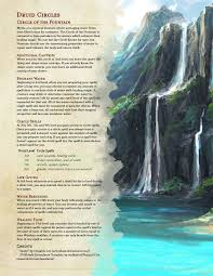 Count Characters In Access 38 Best D D Classes Druids Images On Character