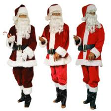 santa claus costume reserve a rental santa claus costume now beauty and the beast