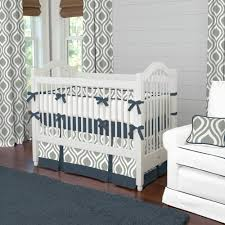 Gray And White Crib Bedding Sets Gray And White Curtains Navy And Gray Crib Bedding Gray Furniture