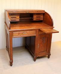 Oak Crest Manufacturing Roll Top Desk by 100 Winners Only Roll Top Desk Used Abraham And David