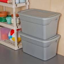 sterilite 25 quart id box white available in case of 6 or single