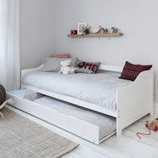 White Daybed With Trundle Day Bed With Pull Out Trundle For The Home Pinterest Bedding