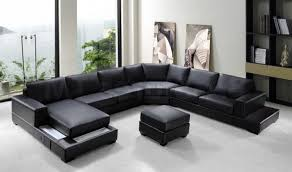 faux leather sectional sofa with chaise brown photos 49 chaise