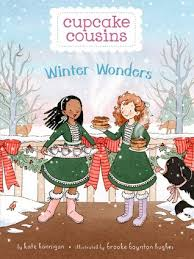 winter wonders cupcake cousins 3 by kate hannigan