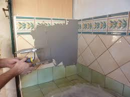 béton ciré sur carrelage mural cuisine la cuisine du côté de chez nath