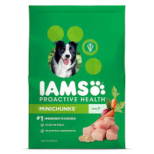 amazon com iams proactive health minichunks dry dog food 30