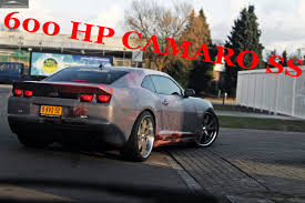 2011 ss camaro horsepower 600 hp supercharged camaro ss revvs accelerations and more