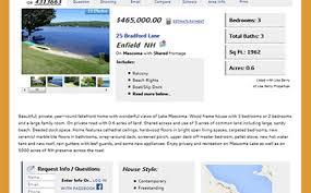 custom integrated idx web design framed idx real estate services