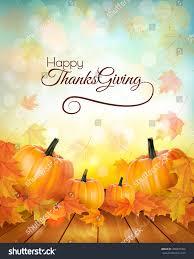happy thanksgiving banner autumn vegetables vector stock vector