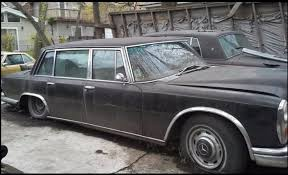 600 mercedes for sale 1966 mercedes 600 for sale