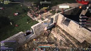castle siege auto black desert gvg pvp castle siege defending part 2 hd