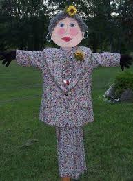 Homemade Scarecrow Decoration 123 Best Halloween Images On Pinterest Scarecrow Ideas