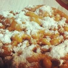 make this fair favorite at home cake recipes funnel cakes