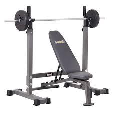 Squat Rack And Bench Body Champ Brk358 Olympic Squat Rack Dunhams Sports