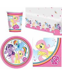 My Little Pony Party Decorations A Great Range Of My Little Pony Party Supplies U0026 Bags In The Uk