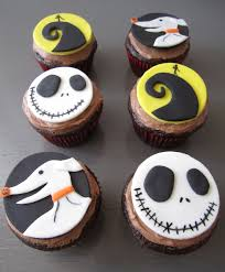 nightmare before christmas cake decorations nightmare before christmas fondant cupcake tutorial atiliay