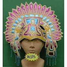 imagenes penachos aztecas elaboro toda clase de penachos en alvaro obregón otros artículos