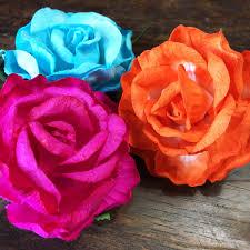 mulberry paper flower for wedding decor u0026 packaging embellishment