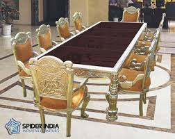 inlaid dining table and chairs silver inlay dining table set silver inlay dining table set exporters