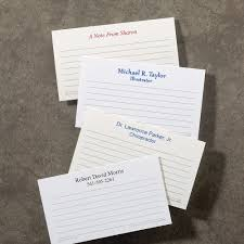 250 personalized horizontal wallet cards business cards levenger