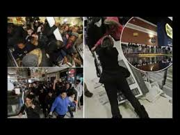 underwear black friday total chaos on uk black friday 2014 people rush for tvs etc