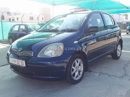 toyota yaris 2001 for sale toyota yaris 2001 for sale in paphos 98866en cyprus cars