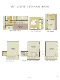 tulane home plan by gehan homes in waters edge