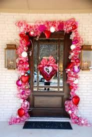 Valentine S Day Front Door Decor by