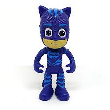 6pcs lot pj masks figures catboy owlette gekko cloak action