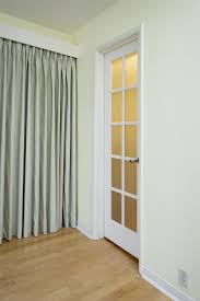 Curtains For Cupboard Doors Creative Bedroom Closet Door Decorating Ideas