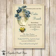 easter brunch invitations easter invitation easter brunch invite easter dinner