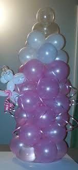 baby bottle centerpieces 15 best my balloon baby shower balloons images on
