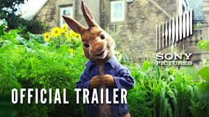 peter rabbit official trailer hd
