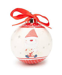 Baby S First Christmas Bauble Mothercare by Mothercare My First Christmas Santa Bauble Christmas Gifts