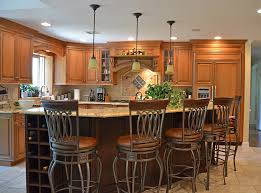 Custom Kitchen Island by Two Tone Kitchen Manasquan New Jersey By Design Line Kitchens