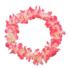 flower necklace images Bestim incuk 1pc hawaiian flower leis garland necklace fancy dress jpg