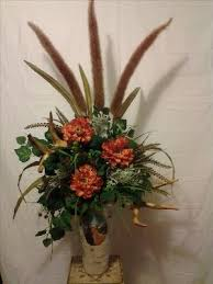 florists in rustic deer antler silk vase arrangement blue ridge florist and
