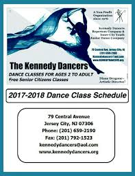 the kennedy dancers dance professional and junior dance