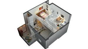 3d Building Design Plan