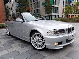 2003 bmw 330ci convertible m sport full service history automatic
