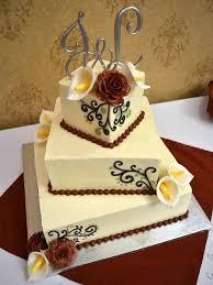 Square Wedding Cakes Square Wedding Cakes Wedding Cakes