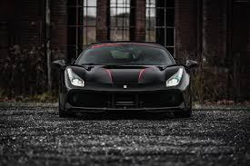 ferrari 488 custom wallpaper edo competition ferrari 488 gtb black supercar cars