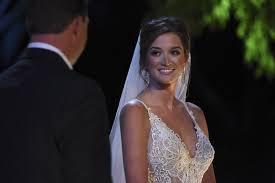bachelor wedding jade and s wedding during the bachelor at 20 a
