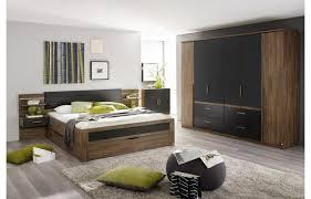 komplett schlafzimmer poco bernau kombischrank eiche stirling nb grau metallic 270 cm 9654