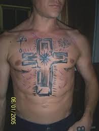 monot s tattoos wonderfull cross tattoos ideas on chest for