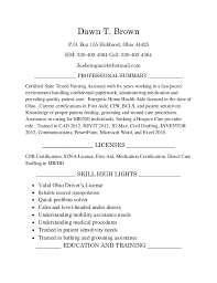 Accounts Receivable Clerk Resume Sample Stna Resume Sample Examples Of A Resume Template Sample Free