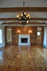 Floors For Living by Flooring Ideas Dark Stained Heart Pine Flooring For Classic