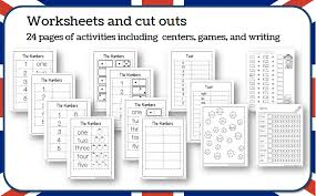 free worksheets worksheet for numbers 1 10 free math