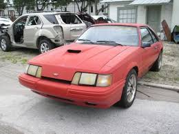 1985 mustang svo 1985 mustang svo for sale photos technical specifications
