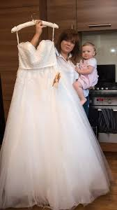 Wedding Dresses Edinburgh For Sale Wedding Dress Never Worn Bbc News